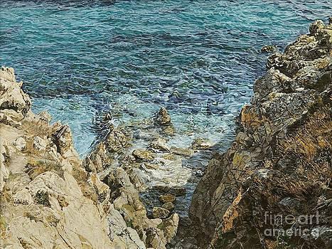 Cove d'Azur by Carina Mascarelli