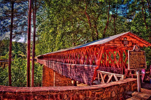 Coverd Bridge by Bobby Martin