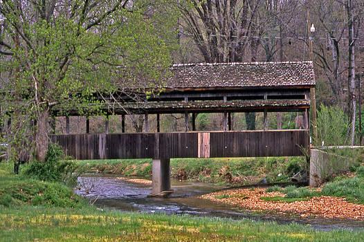 Covered Bridge - 1 by Randy Muir