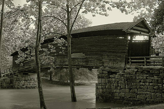 Mary Almond - Covered Bridge