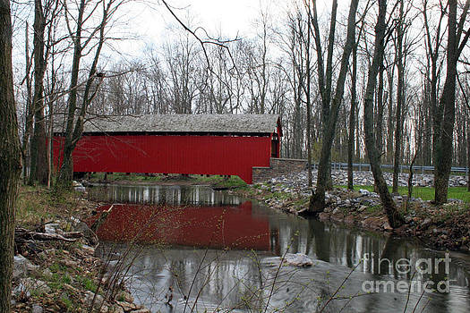 Covered Bridges of Perry County by Patricia Molison