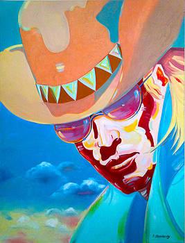 Cowboy by Barry Shereshevsky