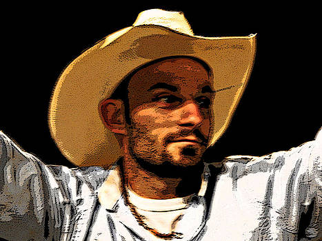 Cowboy Intensity by Patricia Erwin