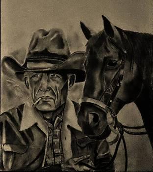 Cowboy by Scott Hawkman