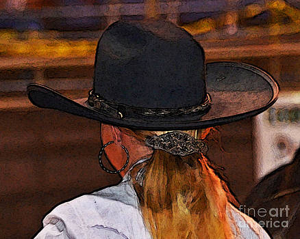 Cowgirl  by Susie Fisher