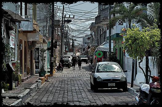Sandra Sigfusson - Cozumel Street