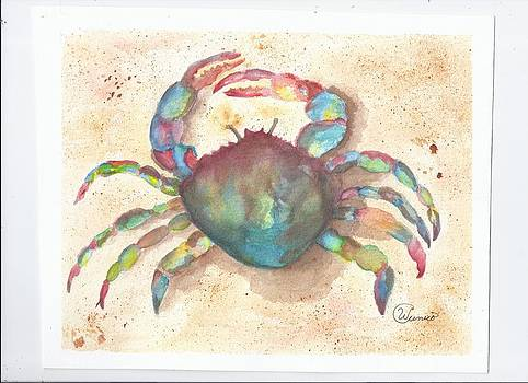 Crabby by Wendy Cunico