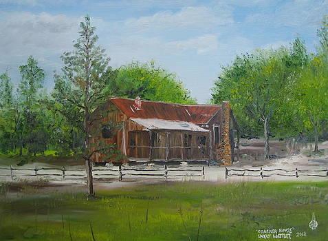 Cracker House by Larry Whitler