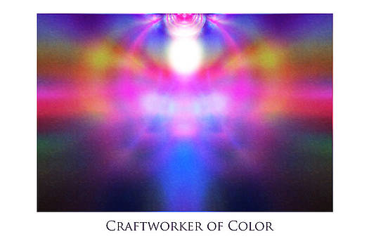 Craftworker of Color by Jeff Haworth
