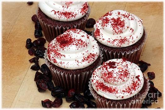 Sophie Vigneault - Cranberry Cupcakes