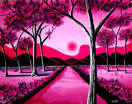 Cranberry Forest by Steve Farr