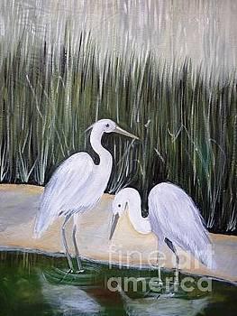 Crane by Kanthasamy Nimalathasan