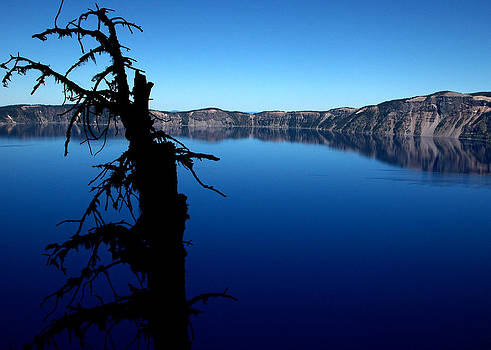 Crater Lake by Jonathan Schreiber