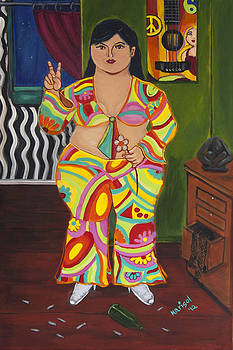Crazy by Marisol DAndrea