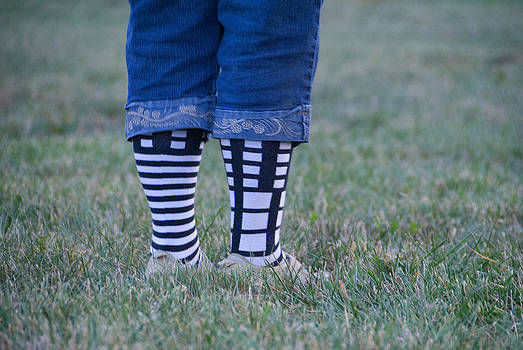 Crazy Socks by Carolyn Meuer-Pickering of Photopicks Photography and Art