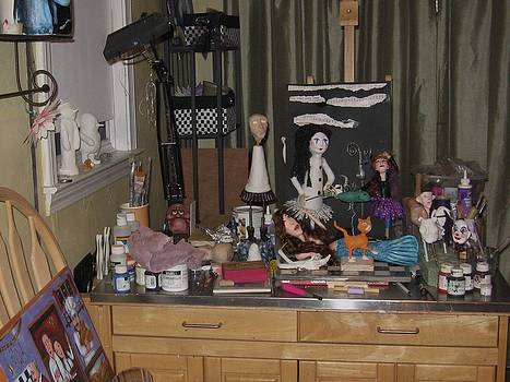 Creative Chaos by Cathi Doherty