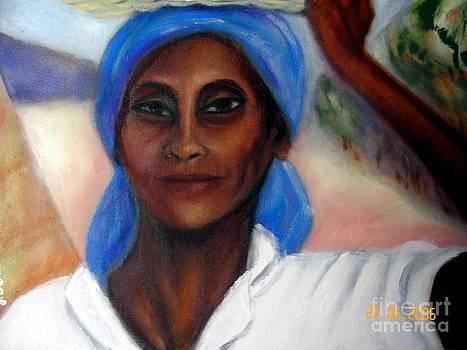 Creole Beauty by Jenny Goldman