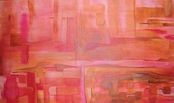 Crimson Sky by Derya  Aktas
