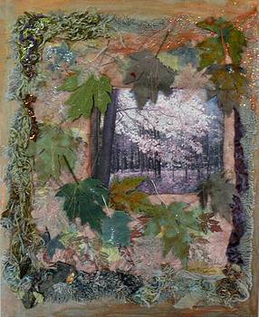 Crisp Autumn Day by Pam Reed