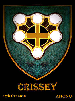 Crissey Family Crest by Ahonu