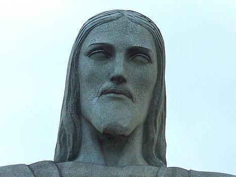Cristo Redentor. Christ Redeemer. Rio. by Michael Clarke JP