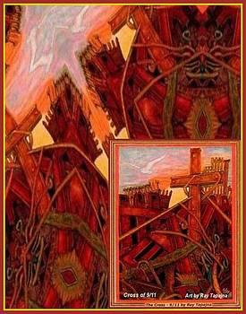 Cross Nine Eleven Tangle of Terror by Ray Tapajna
