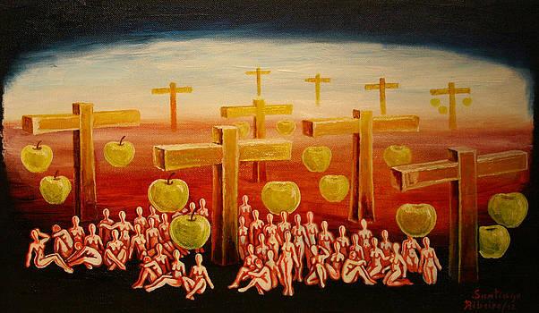 Cross by Santiago Ribeiro