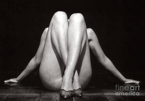 Crossed Legs - Duplex by Silva Wischeropp