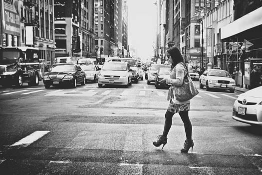Crossing by Chris Gachot