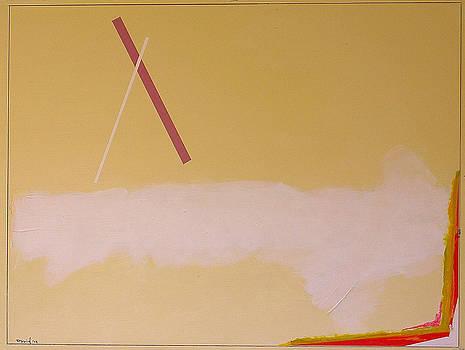 Crossing by David Martin