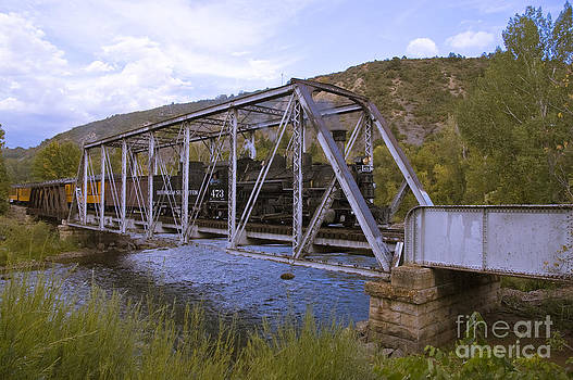 Tim Mulina - Crossing the Animas in Durango