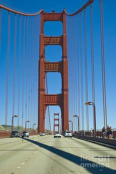 Tim Mulina - Crossing the Golden Gate