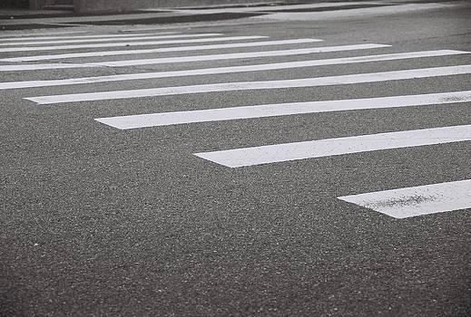 Crosswalk by Gloriana Hernandez
