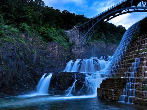 David Hahn - Croton Dam at Dusk