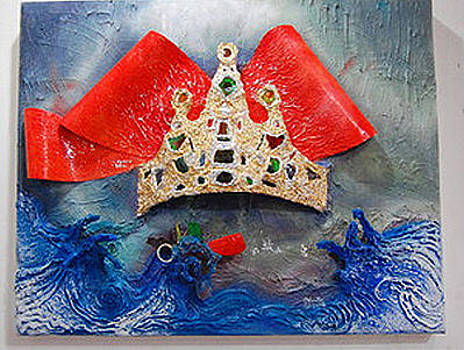 Crown of Ondoy's Tragedy by Yvette Co