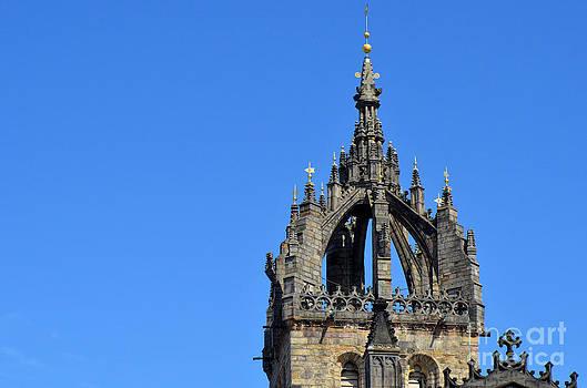 Pravine Chester - Crown Steeple