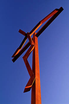 Crucified Number Ninety-six by Dias Dos Reis