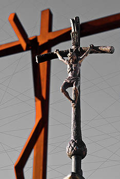 Crucified Number One by Dias Dos Reis