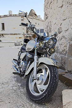 Kantilal Patel - Cruiser Motor Bike Turkey