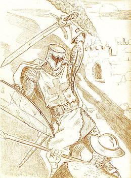 Crusader by John Tompkins