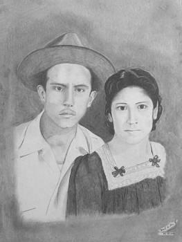 Cruz Family by Miguel Rodriguez