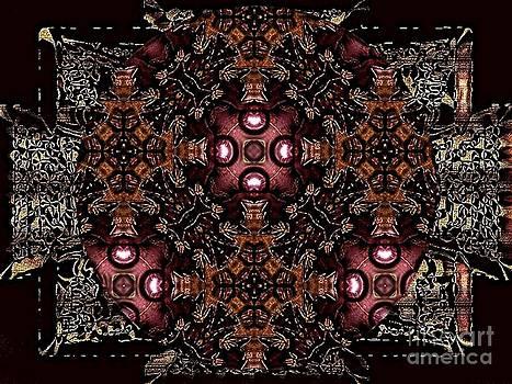Cruz Mandala 3 by Sonia Glez