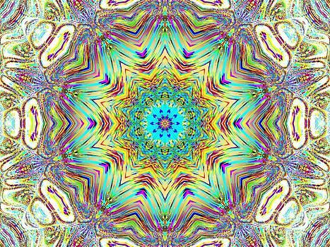 Crystal Bandana by Bobby Hammerstone