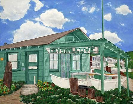 Crystal Cove by Barbara Esposito
