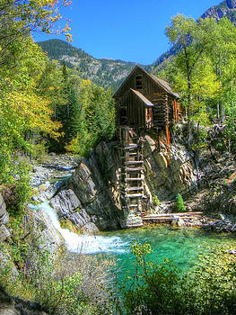 Crystal Mill by Stellina Giannitsi