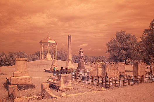 Crystal Springs Cemetery by Russell Christie