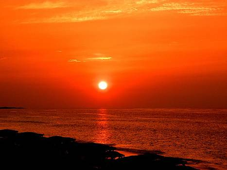 Cuban Sunset by Jonathan Lagace