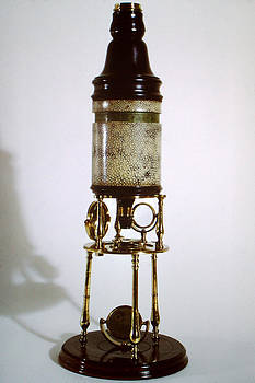 Culpepper Microscope by Douglas Clulow