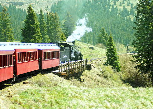 Cumbres And Toltec by Vicki Coover