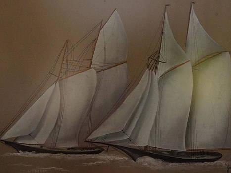 Nancy Fillip - Cup Boats
